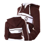 """Carioca"" Hoody for Women - Brown"