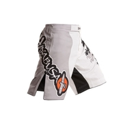 Alistair Overeem Fightshorts - White