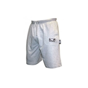 Cotton Shorts - Grey