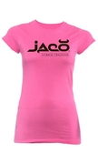 Womens Jaco HT Crew - Hot Pink/Black