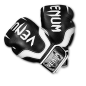 """""""Absolute"""" Boxing gloves 2.0 Nappa Leather - Black/White"""