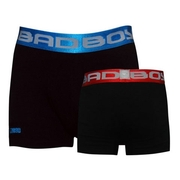 Boxer Shorts 2 Pack - Black