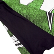 """Amazonia 4.0"" Fightshorts - Green"