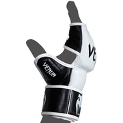 """Undisputed"" MMA Gloves Nappa Leather - White"